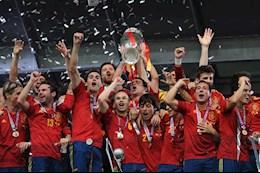 Phía sau thành công của ĐT Tây Ban Nha...