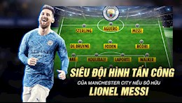 VIDEO: Sieu doi hinh Man City mua toi khung co nao khi co Messi?