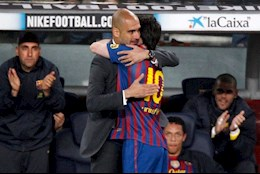 Messi da goi dien cho Pep Guardiola: Bom tan sap duoc kich hoat