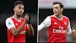 Keown khuyen Arsenal tranh lap lai sai lam cua Ozil voi Aubameyang