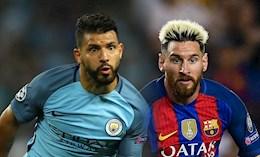 "Lien tuc bi hoi thong tin ve Messi, va day la cach Aguero ""doi xu"" voi fan"