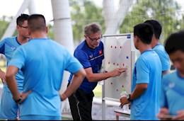 U19 Viet Nam thay doi ke hoach tap trung sau khi giai chau A bi hoan