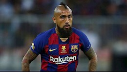 Vidal boc me Barca, thua nhan sap bi tong ra duong