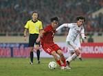 Doi thu cua DT Viet Nam tai vong loai World Cup 2022 co cau thu mac COVID-19