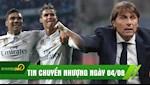 TIN CHUYEN NHUONG 4/8: Ronaldo don ban than ve Juventus, Conte ve lam thay cua Messi?