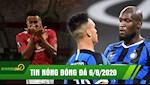 TIN NONG BONG DA 6/8 | Lingard thang hoa, MU nguoc dong tren san nha | Lukaku giup Inter vao Tu Ket