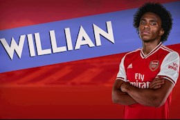 Willian cap ben Emirates? Canh bac tat tay cua Arsenal!