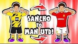 VIDEO: Toan canh thuong vu Sancho qua doan phim hai sieu nhon