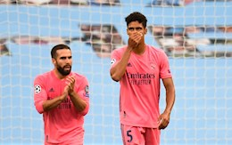 Varane trai long sau khi hoa toi do khien Real Madrid that bai truoc Man City