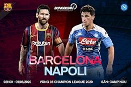 Thang ban linh nho Messi, Barca vao tu ket Champions League 2019/20