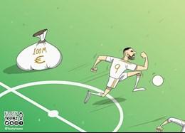 Biem hoa: Zidane bam dap, Hazard hoa cuc ta, Bale van vui ve choi golf