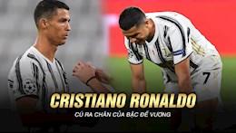 VIDEO: Cristiano Ronaldo: Cu ra chan cua bac de vuong