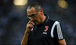 Sa thai Maurizio Sarri, Juventus tra gia cuc dat