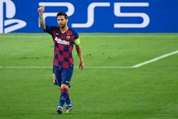 Link xem video bong da Barca vs Napoli vong 1/8 cup C1 2020