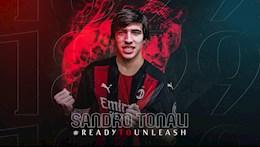 Tieu Pirlo CHINH THUC gia nhap AC Milan
