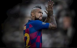 Mau thuan dinh diem, Barca mat trang Arturo Vidal