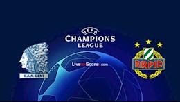 Nhan dinh bong da Gent vs Rapid Wien 1h30 ngay 16/9 (Champions League 2020/21)