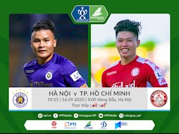 Link xem truc tiep Ha Noi vs TPHCM (BK Cup Quoc Gia 2020)