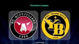 Nhan dinh bong da Midtjylland vs Young Boys 1h30 ngay 17/9 (Champions League 2020/21)