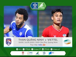 Truc tiep Quang Ninh vs Viettel - Link xem BK Cup Quoc Gia 16/9/2020