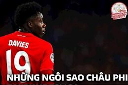 VIDEO: Nhung ngoi sao Chau Phi dang xem nhat tai Bundesliga 2020/21