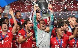 Bayern Munich thong tri danh sach de cu danh hieu ca nhan o Champions League