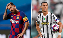 Giai thuong ca nhan tai Champions League: Messi va Ronaldo deu vang mat