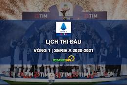 Lich thi dau vong 1 Serie A 2020/2021 khai man