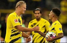 Video tong hop: Dortmund 3-0 Gladbach (Vong 1 Bundesliga 2020/21)