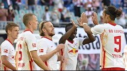 Video tong hop: Leipzig 3-1 Mainz (Vong 1 Bundesliga 2020/21)
