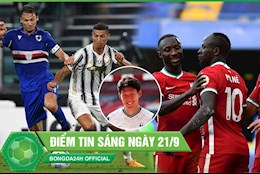 DIEM TIN SANG 21/9: Ronaldo khai hoa, Juve thang de; Chelsea thua trang DKVD tren san nha