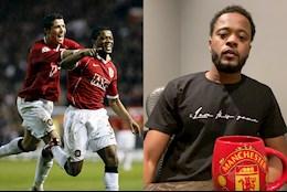 VIDEO: Patrice Evra: Bay gio Man Utd chi lam tro cuoi cho nguoi khac!