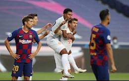 Sao Barca van chua the nuot troi tham bai truoc Bayern Munich