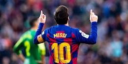 Benh vuc Messi, Chu tich LDBD Argentina cong kich Barca