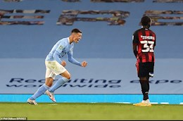 Video tong hop: Man City 2-1 Bournemouth (Cup Lien doan Anh 2020/21)