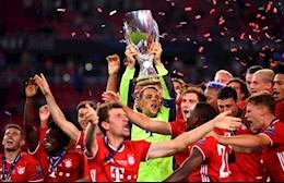 """Bayern thang tran, Neuer va Muller dong loat ca ngoi """"Mr Sieu cup""""…"""