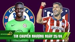 TIN CHUYEN NHUONG 25/9: Chelsea CHINH THUC don tan binh thu 7, muc tieu cua Juve gia nhap Atletico Madrid