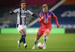 Chelsea may man cam hoa West Brom, Timo Werner phan ung the nao