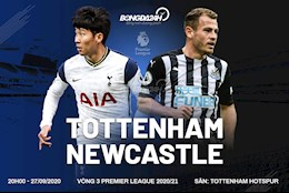 Phung phi co hoi, Tottenham danh roi 2 diem truoc Newcastle o phut 90+5
