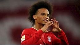Bom tan Leroy Sane bao tin cuc buon cho Bayern Munich