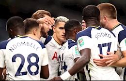 Video tong hop: Tottenham 1-1 (pen 5-4) Chelsea (Vong 4 Cup Lien doan Anh 2020/21)