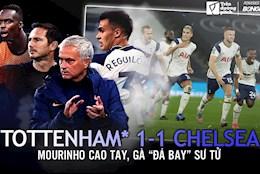 Tottenham vuot qua Chelsea tai Cup Lien Doan: Mourinho cao tay, Ga da bay Su tu