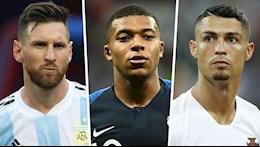 """""""Chi Mbappe, Messi va Ronaldo du suc choi tren hang cong Liverpool!"""""""