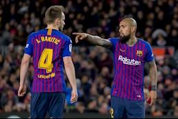 Ivan Rakitic up mo ve tin don khong duoc long Messi
