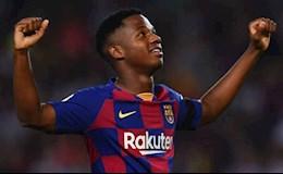 Thần đồng 17 tuổi ra điều kiện nếu ở lại Barca