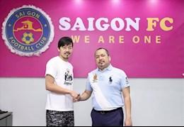 Sai Gon FC co Chu tich moi ngay truoc them V.League 2021