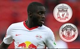 Sep lon RB Leipzig bao tin vui cho MU va Liverpool vu Upamecano