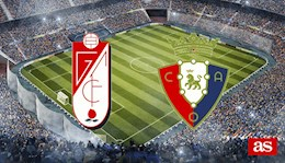 Nhan dinh bong da Granada vs Osasuna 1h00 ngay 13/1 (La Liga 2020/21)