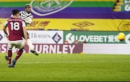 Video bóng đá Burnley vs MU 0-1: Quỷ Đỏ vươn lên đầu bảng