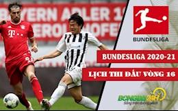 Lich thi dau, lich phat song vong 16 Bundesliga 2020/21: Hum xam coi chung mat Top 1!